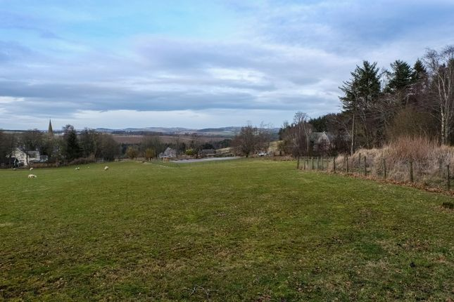 Land for sale in Forgue, Huntly, Aberdeenshire