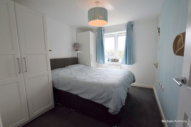 Bedroom of Dexter Drive, Whitehouse, Milton Keynes MK8