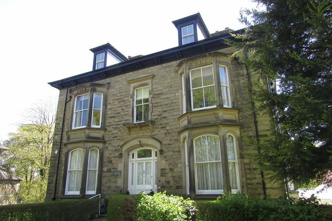 Thumbnail Flat for sale in Park Road, Buxton, Derbyshire