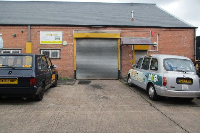 Thumbnail Industrial for sale in Benson Road, Hockley, Birmingham