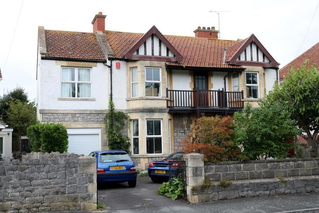 Thumbnail Detached house for sale in Broad Oak Road, Weston-Super-Mare