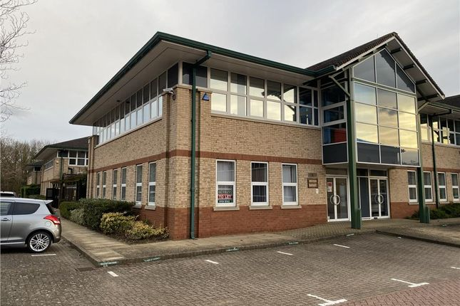 Thumbnail Office for sale in The Forum, Minerva Business Park, Lynch Wood, Peterborough