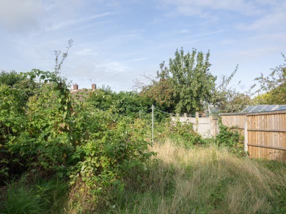 Rear Views of Tremayne Road, Nottingham, Nottinghamshire NG8