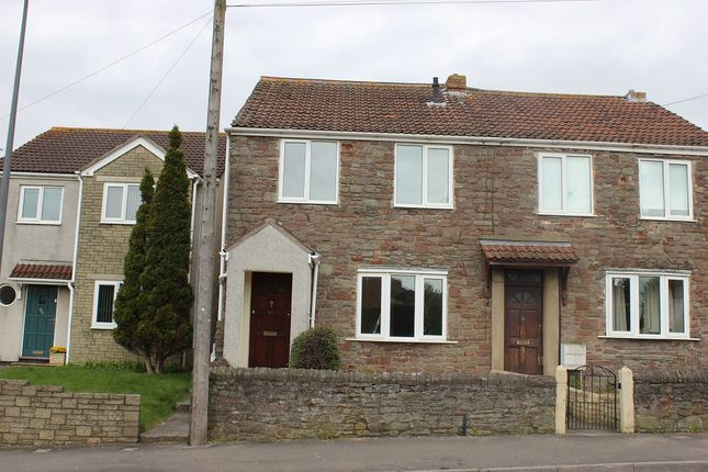 Thumbnail Semi-detached house to rent in Mill Lane, North Common Warmley
