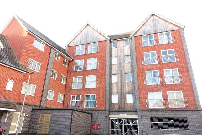 Thumbnail Flat to rent in Millward Drive, Fenny Stratford, Milton Keynes