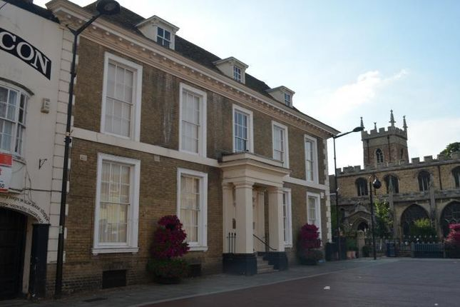 Thumbnail Office for sale in Wykeham House, Market Hill, Huntingdon, Cambridgeshire