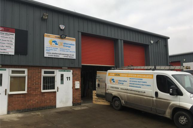 Thumbnail Warehouse to let in Unit 11, Lyndon Business Park, Farrier Road, Lincoln, Lincolnshire