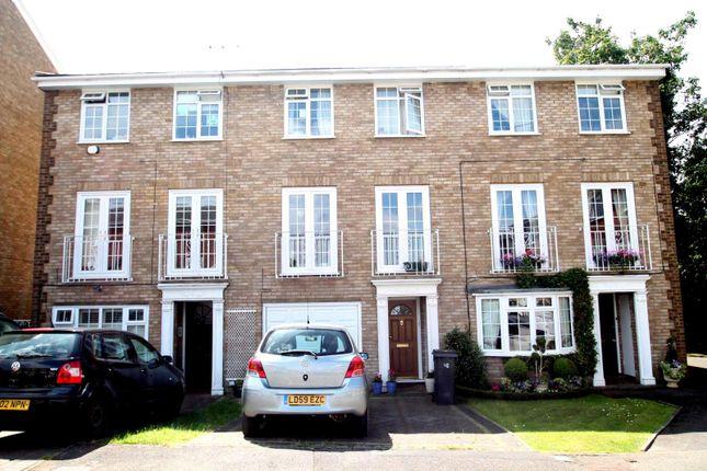 Thumbnail Terraced house to rent in Selsdon Close, Surbiton