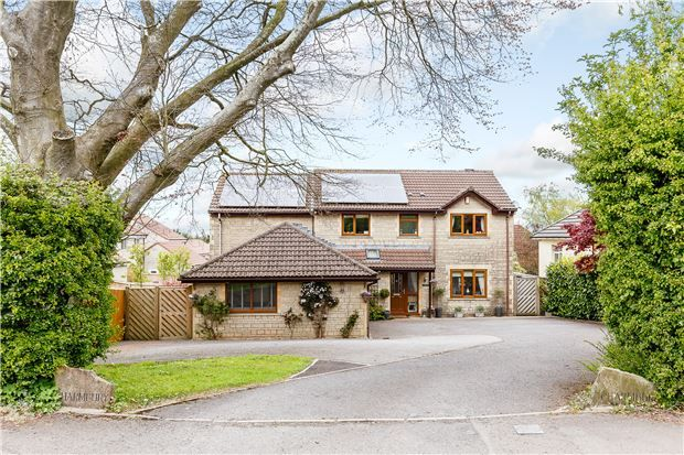 Thumbnail Detached house for sale in Broadway, Chilcompton, Radstock, Somerset