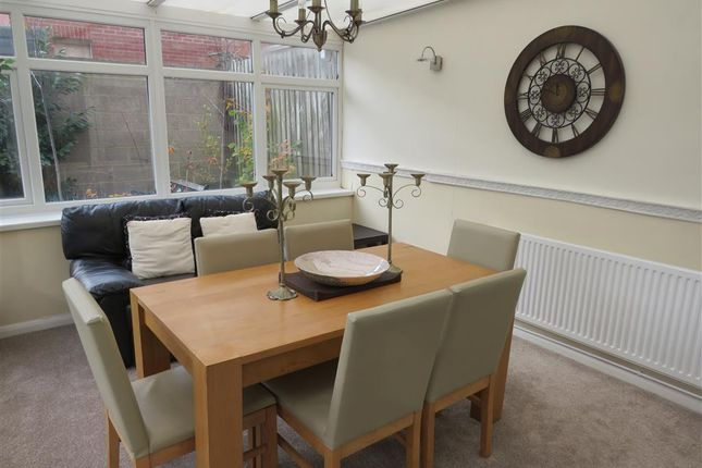 Thumbnail Semi-detached house to rent in Baslow Road, Leicester