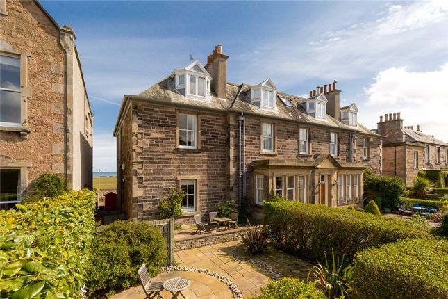 Thumbnail End terrace house for sale in 20C, West Bay Road, North Berwick, East Lothian