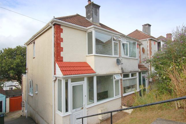 Front 1 of Cardinal Avenue, Plymouth PL5