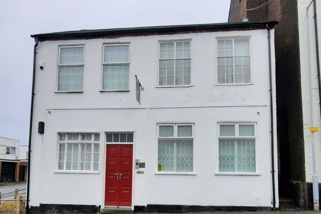 Thumbnail Office for sale in Piccadilly Street, Stoke-On-Trent, Staffordshire
