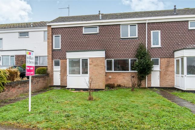 Thumbnail Terraced house for sale in Taylor Road, Roydon, Diss