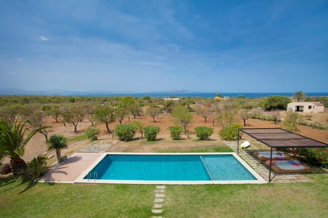 Thumbnail Villa for sale in Colonia De Sant Pere, Colonia De Sant Pere, Majorca, Balearic Islands, Spain