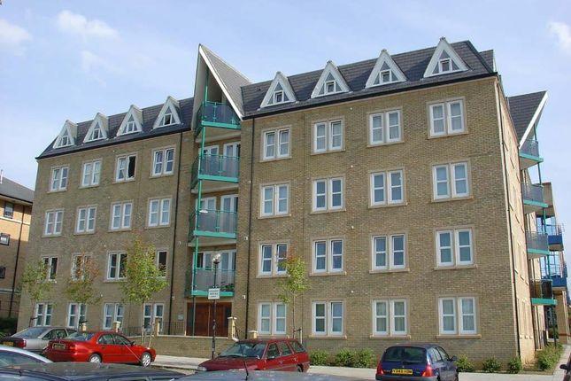 Thumbnail Flat for sale in Clarence House, Central Milton Keynes, Milton Keynes, Buckinghamshire