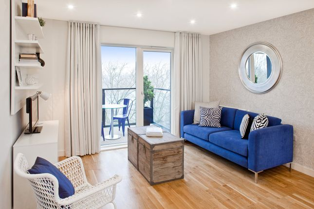 "Thumbnail Flat for sale in ""1Bed Apartment"" at Hauxton Road, Trumpington, Cambridge"
