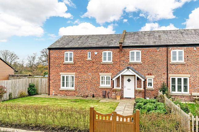 Thumbnail Barn conversion for sale in St. Elphin's View, Daresbury, Warrington