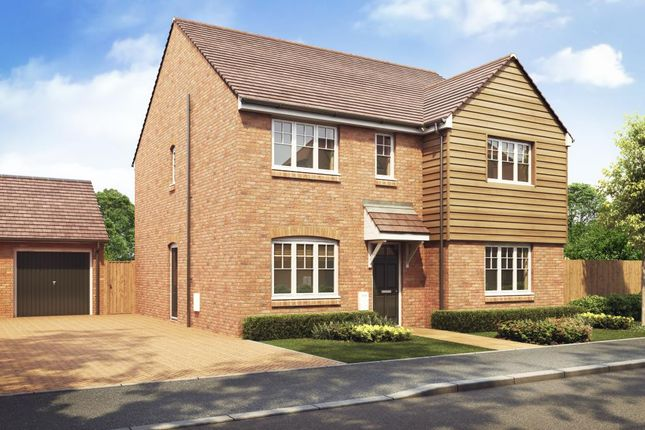Thumbnail Detached house for sale in New Build - The Marylebone, Sutton Courtenay