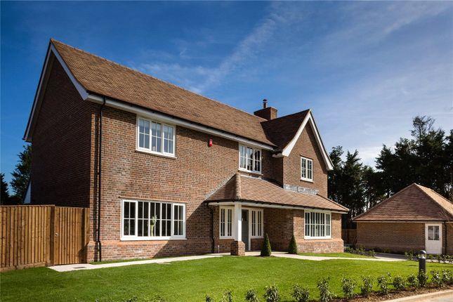 Thumbnail Detached house for sale in Crown Gardens, Crown Lane, Farnham Royal, Buckinghamshire