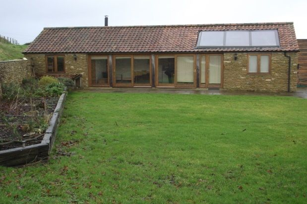 Thumbnail Barn conversion to rent in Studley Lane, Wanstrow, Shepton Mallet