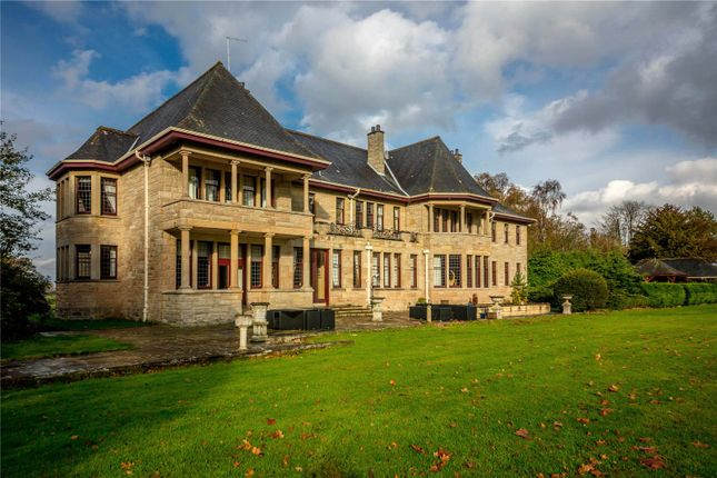 External of Boquhan House, Boquhan, Stirling FK8