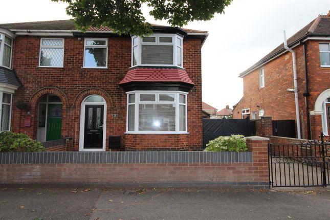 Property for sale in Lestrange Street, Cleethorpes, Ne Lincs. Dn 35 DN35