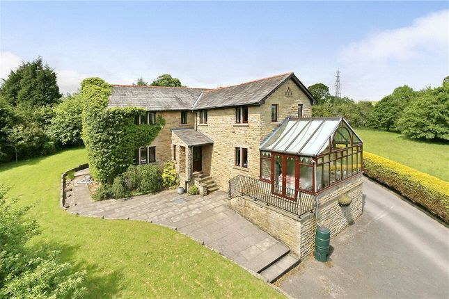 Thumbnail Detached house for sale in Hart Rhydding Lane, Addingham, Ilkley, West Yorkshire