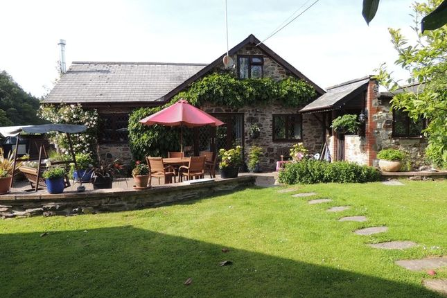 Thumbnail Cottage for sale in Heddon Mill, Braunton