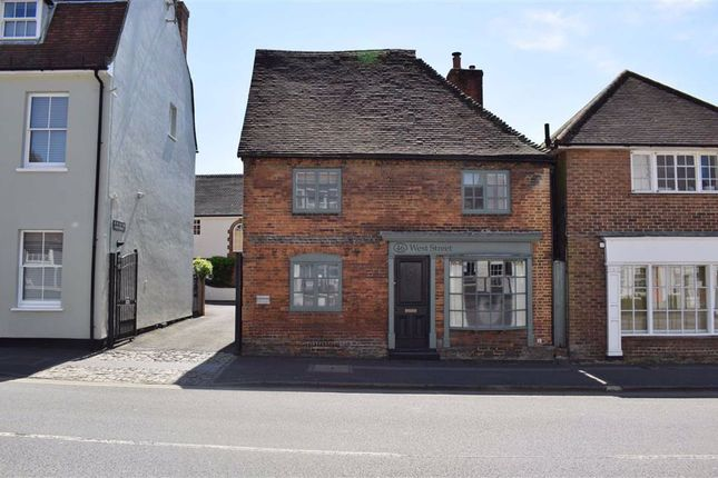 Thumbnail Detached house for sale in West Street, Farnham