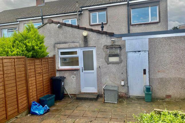 Thumbnail Flat to rent in Tibberton, Kingswood, Bristol