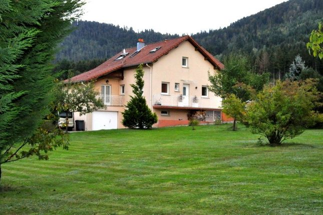 Thumbnail Property for sale in Alsace, Bas-Rhin, Schirmeck