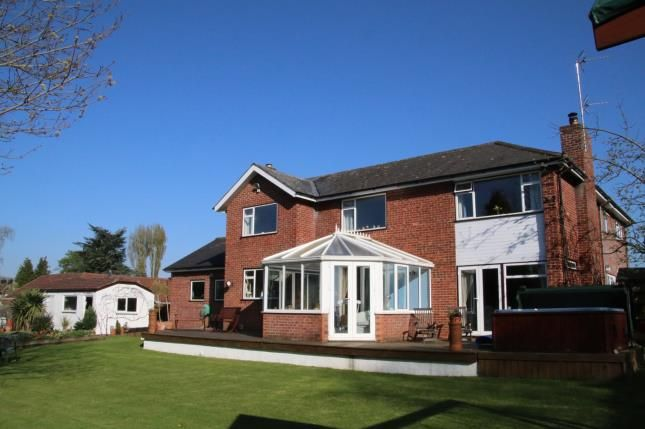 Thumbnail Detached house for sale in Becket Court, Pucklechurch, Near Bristol