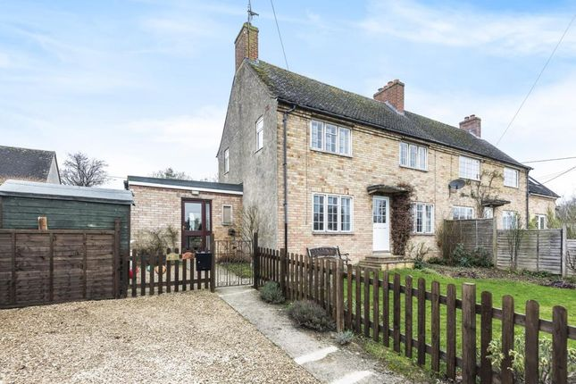 Thumbnail Semi-detached house for sale in Fifield, Chipping Norton