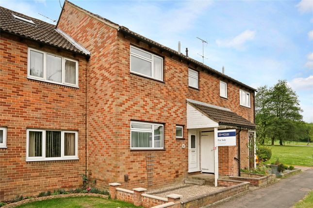 Thumbnail Terraced house for sale in James Close, Marlow, Buckinghamshire