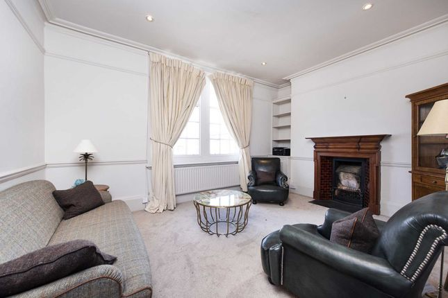 Warwick Mansions, Cromwell Crescent, Earls Court SW5