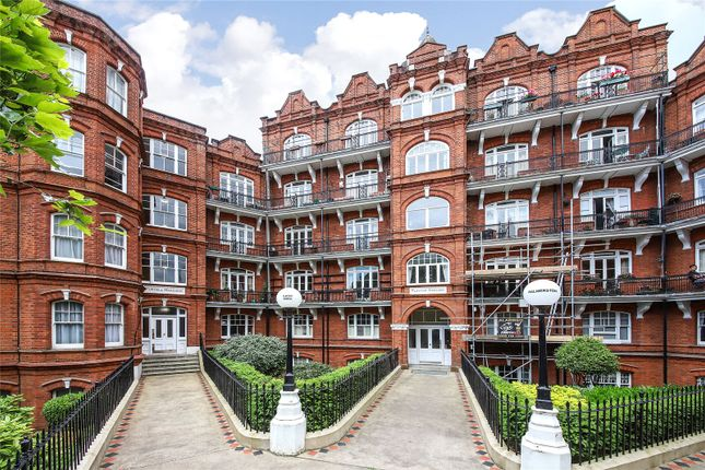 Thumbnail Flat for sale in Playfair Mansions, Queen's Club Gardens, West Kensington, London