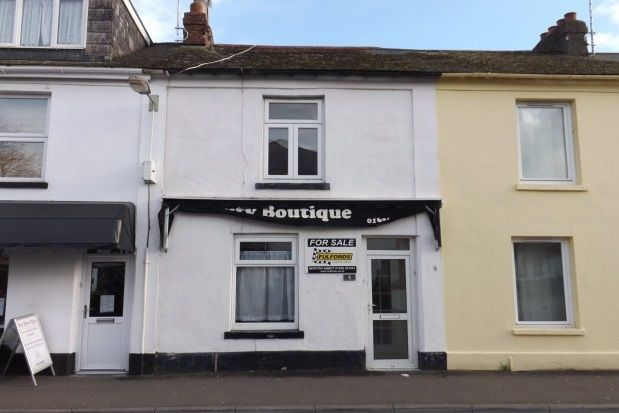 Thumbnail Property to rent in Albany Street, Newton Abbot