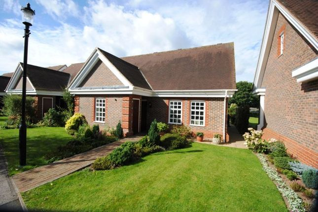 Thumbnail Bungalow for sale in 23 Benningfield Gardens, Castle Village, Berkhamsted, Hertfordshire