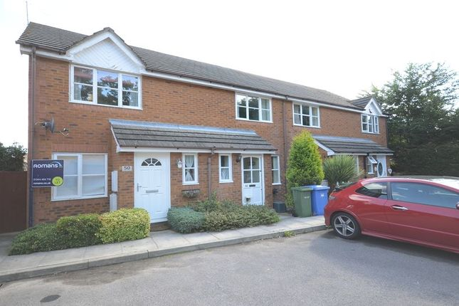 Thumbnail End terrace house to rent in Dunford Place, Temple Park, Binfield