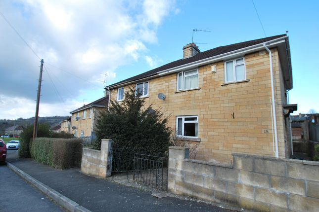 Thumbnail Property to rent in Rudmore Park, Bath