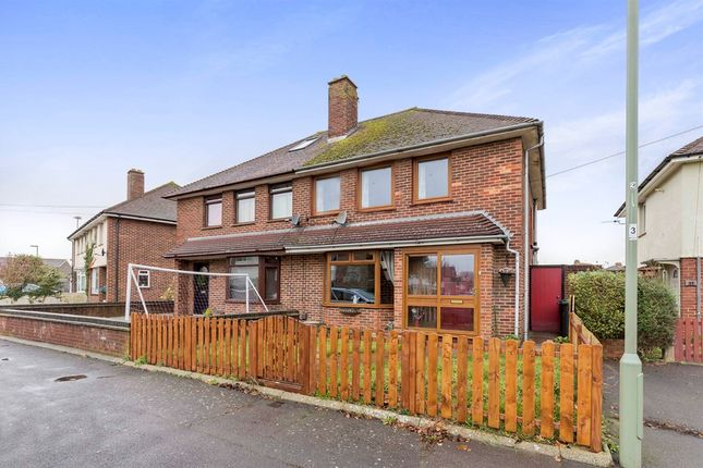 3 bed semi-detached house for sale in Fraser Road, Gosport