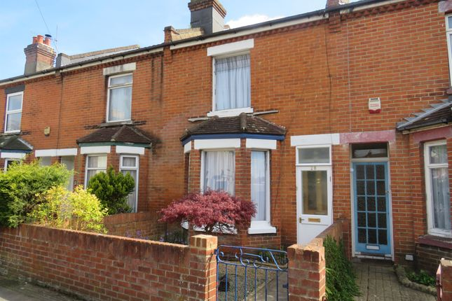 Thumbnail Terraced house for sale in Henry Road, Southampton