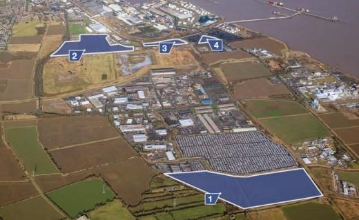 Thumbnail Land to let in Site A, Plot 11, Murray Street, Grimsby Dock, Grimsby, North East Lincolnshire