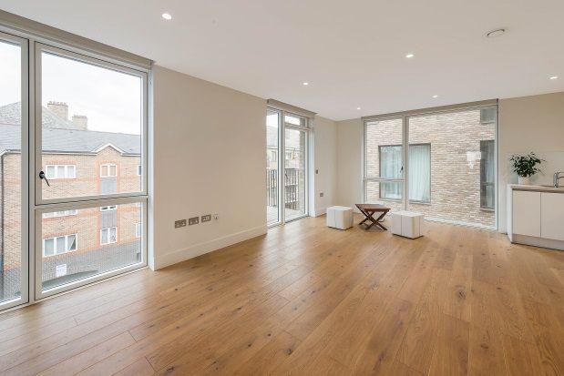 Thumbnail Flat to rent in West Row, Ladbroke Grove