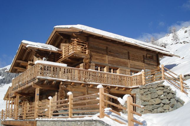 Thumbnail Chalet for sale in Sonalon, Verbier, Switzerland