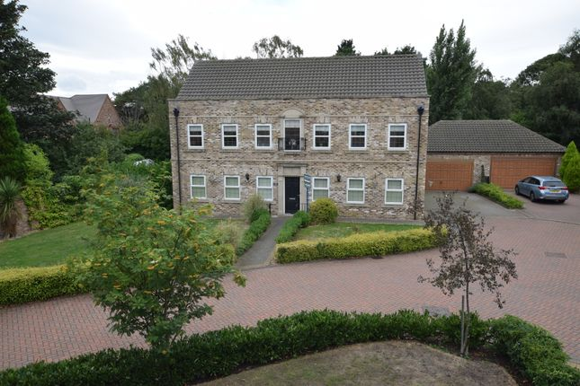Thumbnail Detached house for sale in Kensington Place, Bessacarr, Doncaster