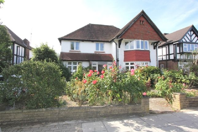 Thumbnail Detached house for sale in Penshurst Gardens, Edgware, Greater London.