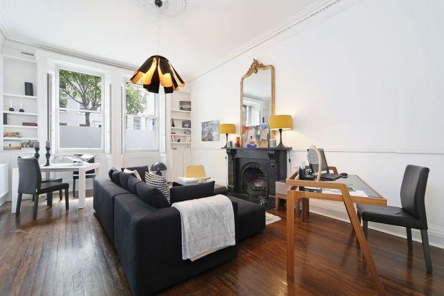 Thumbnail Flat to rent in Ladbroke Gardens, London