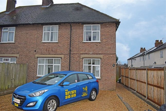 Thumbnail Semi-detached house for sale in Gascoigne Road, Colchester, Essex